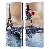 Head Case Designs Paris Skylines Der Städte Leder