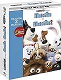 Pack: Mascotas 1+2 (4K Ultra HD + BD) [Blu-ray]
