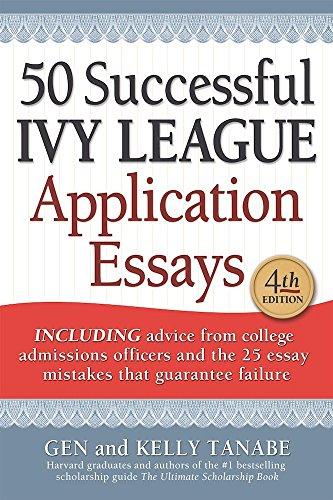 50 Best College Admissions Essays