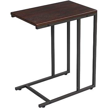 サイドテーブル ブラウン 幅45×奥行30×高さ55cm GST4530-BR