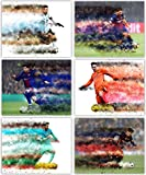 Lionel Messi Poster Collection - The Great memberof of Club