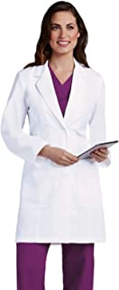 Barco ICU Women's 4451 34 Inch Princess Seam Lab Coat
