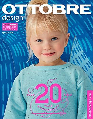 Ottobre Design Kids Frühjahr 1/2020 Nähzeitschrift Hilco Schnittmuster