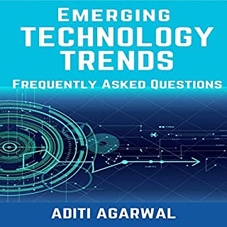 Emerging Technology Trends - Frequently Asked Questions audiobook cover art