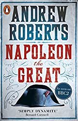 Cover of Napoleon the Great by Andrew Roberts
