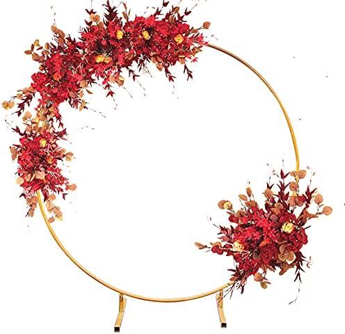 Round wedding arch _image3