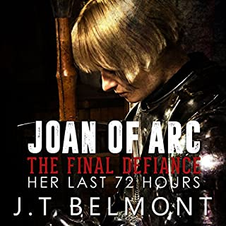 Joan of Arc: The Final Defiance cover art