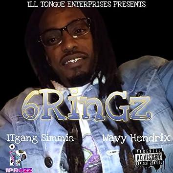 6ringz (feat. Wavy Hendrix)