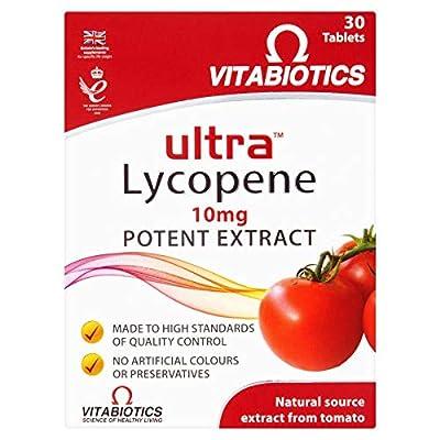 Vitabiotics Ultra Lycopene - 30 Tablets