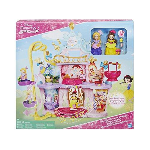 Hasbro Disney Prinzessin C0536EU4 - Little Kingdom Erlebnisschloss, Spielset