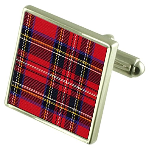 Select Gifts Manchette Royal Stewart Tartan