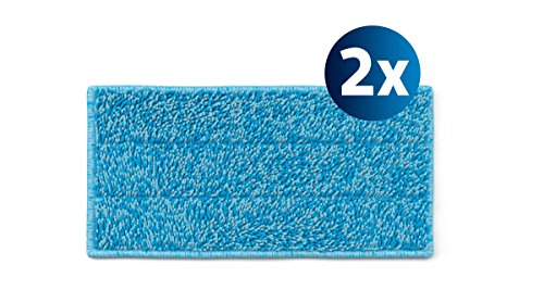 Philips Ersatzset FC8008/01, Polyester, blau