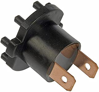 APDTY 756651 Headlight Low Beam Bulb Holder Socket Connector Fits 2004-2009 Mazda 3 2006-2010 Mazda 5 2001-2003 Protégé & Protege5 (Sold Individually; Replaces B28V-51-0A3, B28V-51-0A3A)