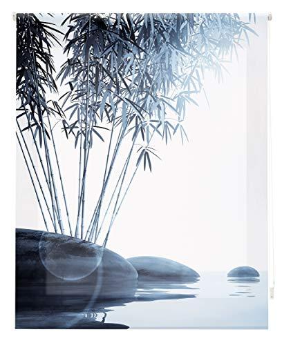 Blindecor Estor enrollable translúcido digital, Zen,W-Z-47466,160X180 cm