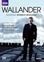 Wallander (Faceless Killers / The Man Who Smiled / The Fifth Woman) by BBC Home Entertainment