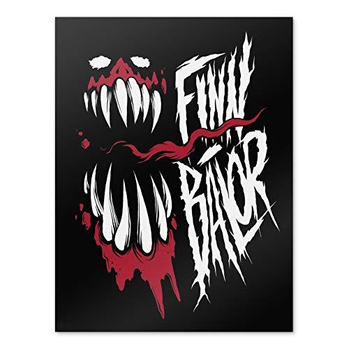 GRAPHICS & MORE WWE Finn Balor Demon Unleashed Home Business Office Schild