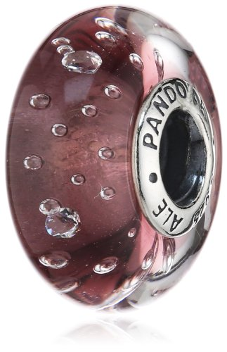 Abalorio cristal de Murano PANDORA ref: 791616CZ