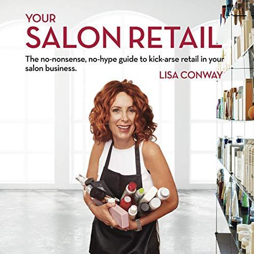 Your Salon Retail audiobook cover art