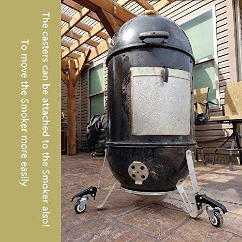 51uWO2r2qjL - 4 ruedas para banco de trabajo, ruedas giratorias con freno, 300 kg, chapa de acero, ruedas para muebles, resistentes, retráctiles