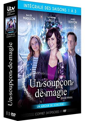 Un soupçon de Magie-Intégrale Saisons 1-3