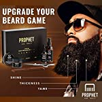 Beard Kit for Men Grooming And Care | 6 Pieces | Personal Barber in Your Bathroom | Organic Ingredients to Grow Thicker… 3