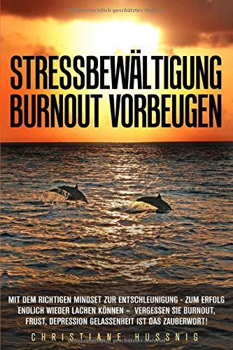 Stressbewältigung Burnout vorbeugen! Mit dem richtigen Mindset zur Entschleunigung und zum Erfolg - Endlich wieder lachen können - Vergessen Sie Burnout, Frust, Depression: Gelassenheit ist Leben