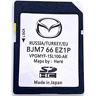 Karte-SD-GPS-Mazda-Connect-europe-turquie-russie-2017-2018-REV-bjm7-66-ez1-F