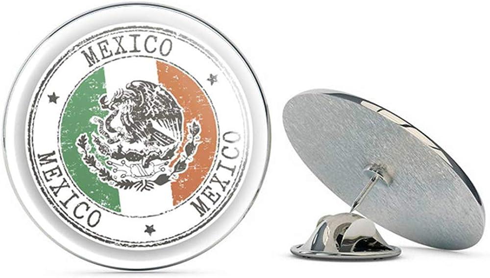 Mexico Round Metal 0.75
