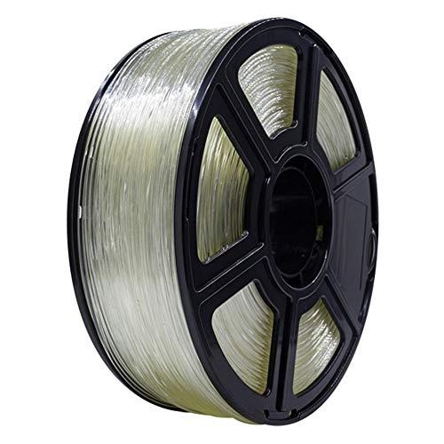 PA-Nylonfilament 1 kg, 3D-Druckerfilament 1,75 mm, hohe mechanische Leistung, Maßgenauigkeit +/- 0,02 mm