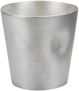 能作 NAJIMI タンブラー 日本製 H8.2cm φ9.0cm 約350cc 錫100% ケース入 501341/グラス