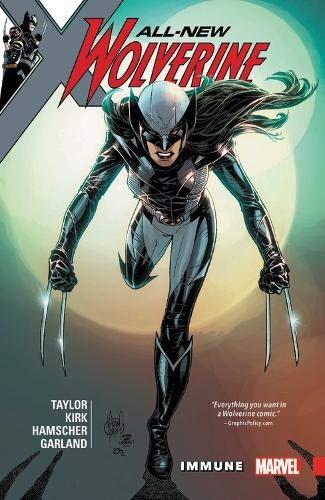 ALL-NEW WOLVERINE VOL 4