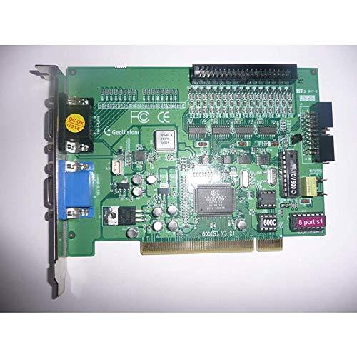 SATYCON Tarjeta VIDEOVIGILANCIA CCTV 16C PCI 16125 GV600D