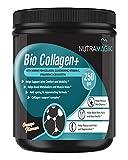 Nutramagik Bio Collagen Plus with Marine Collagen,Glucosamine, Hyaluronic Acid,Vitamin C & Biotin 250gm
