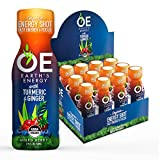 Organic Energy Mixed Berry Shot, All Natural Ingredients For Energy With Wellness