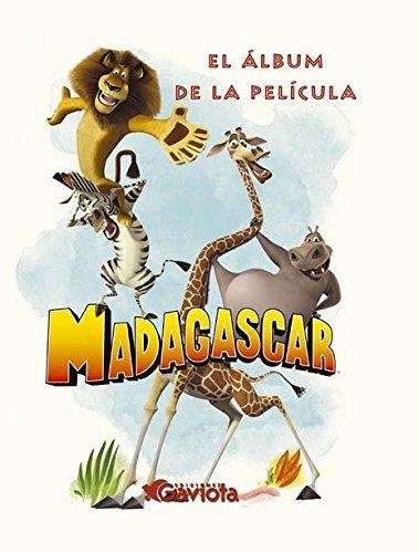 Madagascar. El álbum de la película