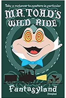 Best mr toad's wild ride poster Reviews