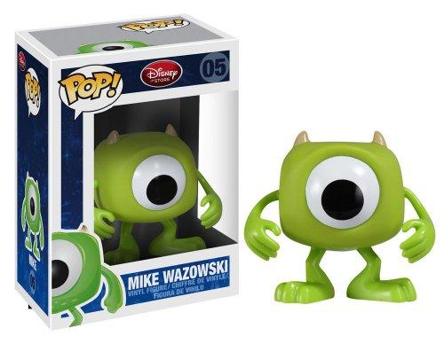 Funko POP! Disney: Monstruos S.A.: Mike