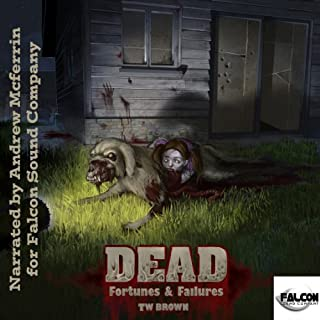 DEAD: Fortunes & Failures audiobook cover art