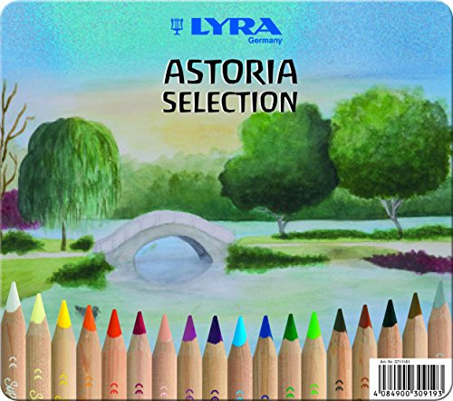 Lyra Super Ferby Colour Pencils, Assorted