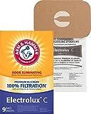 Arm & Hammer (ARMCW) 68309 A&H Electrolux Style C & Tank Premium Paper 9 Pk Bag