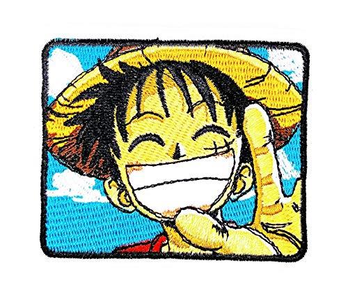 Parche Termoadhesivo One Piece 8x7cm