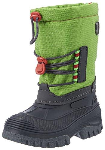 CMP Ahto Wp dziecięce buty trekkingowe i trekkingowe, zielony - Zielony miętowy - 30 EU