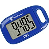 Best Step Counters - OZO Fitness CS1 Simple Pedometer for Walking | Review
