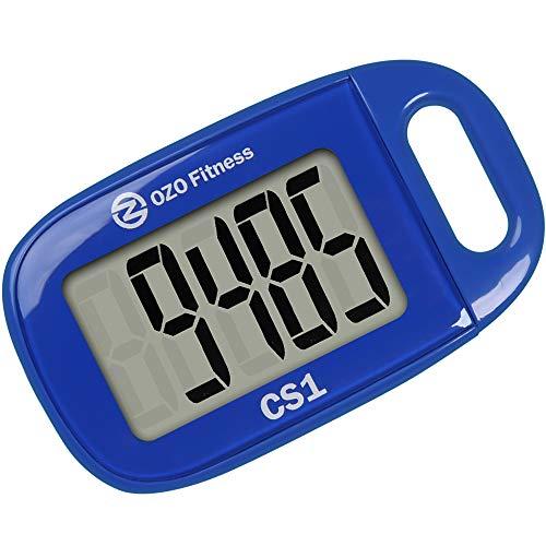 OZO Fitness CS1 Digital Pedometer