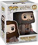 Funko Pop! Movies: Harry Potter - Rubeus Hagrid #07 (15cm) Vinyl Figure, Multicolor, Standard (5864)
