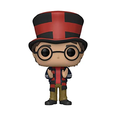 Funko Pop! Movies: Wizarding World - Harry Potter at Quidditch World Cup, Multicolor 2020 Summer Convention Exclusive