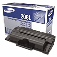Samsung純正ブランド名、OEM mltd208l (mlt-d208l)高イールドブラックトナーカートリッジ(10K Yld) for scx-5635fn、scx-5835fnプリンタ