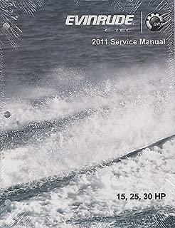 2011 EVINRUDE E-TEC OUTBOARD 15, 25, 30 HP SERVICE MANUAL (251)