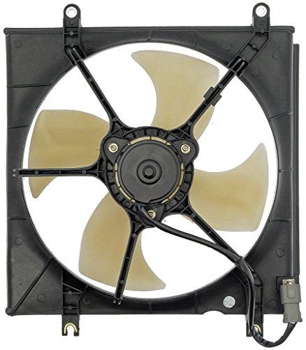 Dorman 620-230 Engine Cooling Fan Assembly for Select Honda Models, Black