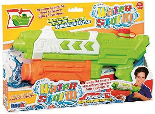 Ronchi Supertoys S.R.L. Wasserpistole mit direkter Strahlart Water Storm